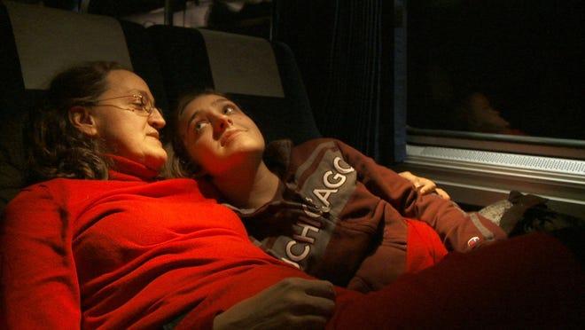 """In Transit"" Maysles Documentary"