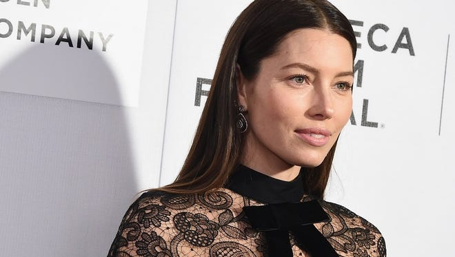 """Jessica Biel will promote """"The Book of Love"""" at this year's Heartland Film Festival."""