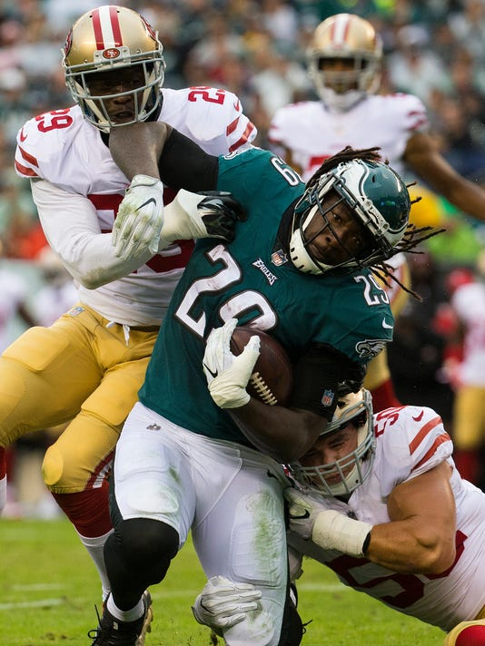 News: Eagles-49ers