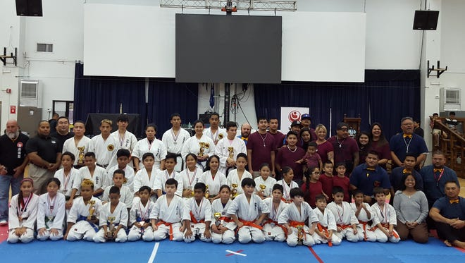 The World Karate Organization Shinkyokushinkai Karate Guam will host the 8th Annual Carlos Palacios Memorial Karate Tournament on Nov. 11.