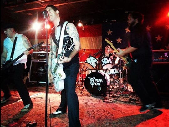 Montgomery band V-8 Death Car will be one of the groups playing Saturday at The Sanctuary in Montgomery for Ugly Fest VII.