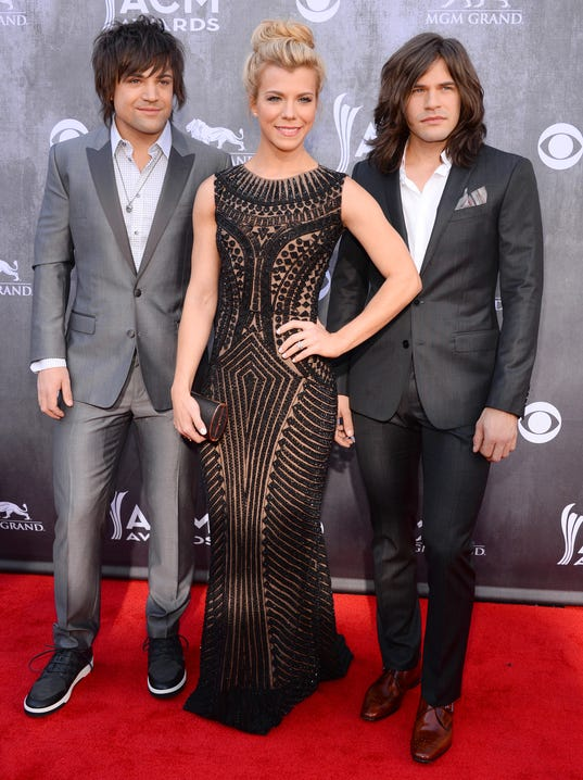 Thee Band Perry at the ACMs