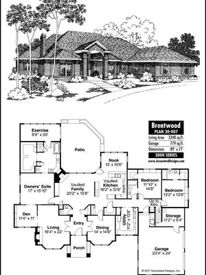 Brendwood house plans