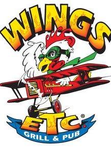 Wings Etc. logo
