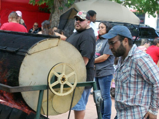 The Salsa Festival reminded people that Chile roasting season is upon us in Deming, New Mexico.