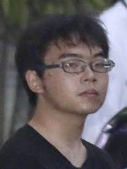 Knife attack suspect Ichiro Kojima.