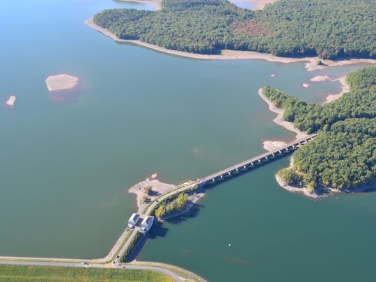 From the air, the Ashokan Reservoir in Ulster County looks like a thin line. New rules that govern recreational use of the city's 137,000 acres of watershed property go into effect June 30. According to DEP officials, the new rules will improve recreational access.