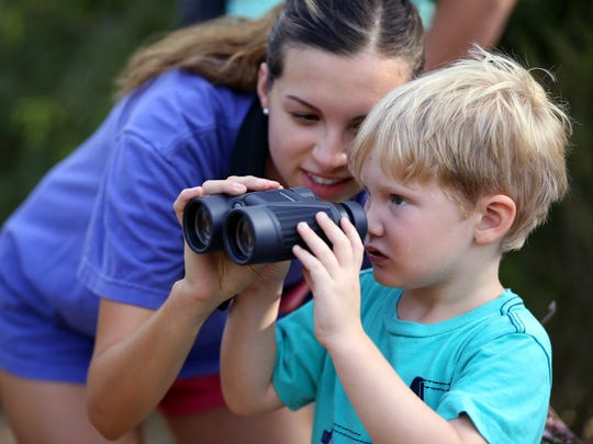 Attend a birding festival at Choke Canyon State Park in Three Rivers or the Great Backyard Birdcount at Oso Bay Wetlands Preserve & Learning Center Saturday.