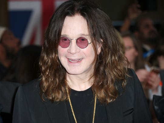 Ozzy Osbourne, pictured in 2015.