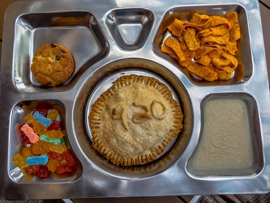 Ginger Monkey, an Arizona restaurant, has a special
