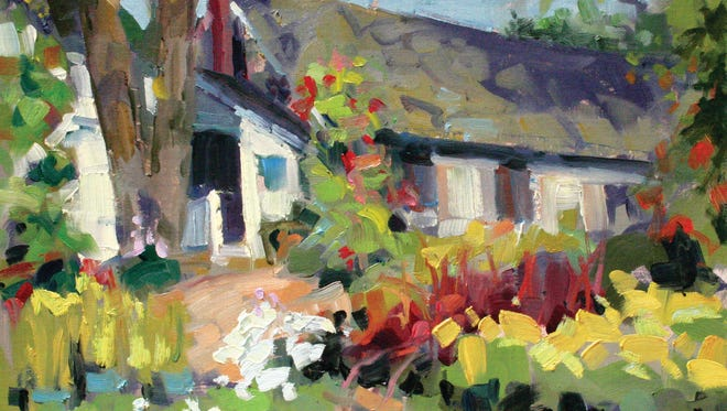 Jim Carson, Flowers in the Hamptons