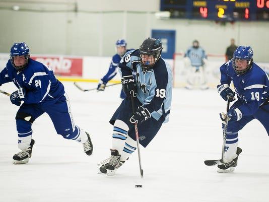 Missisquoi vs. MMU Boys Hockey 12/05/15