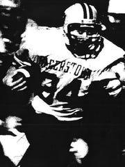 Jamie Johnson of the 1994 Hagerstown High School football