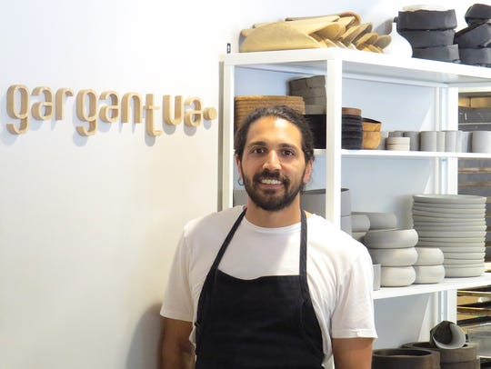 Chef Nick Barainca will end the in-residence status of his gargantua restaurant at Beacon Coffee on Jan. 27. The restaurant is slated to reopen at an as-yet undisclosed location of its own later this year.