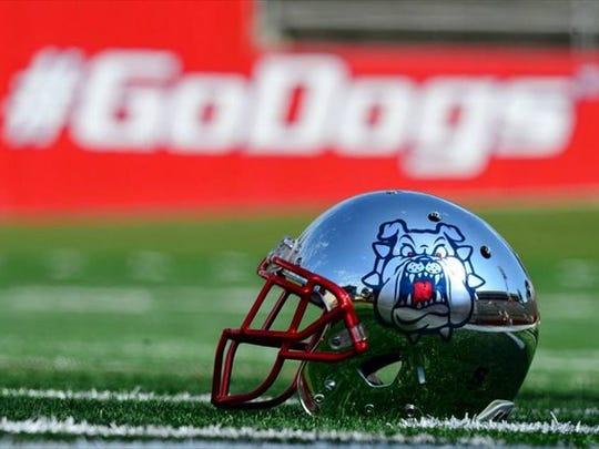 Fresno State's new chrome helmets