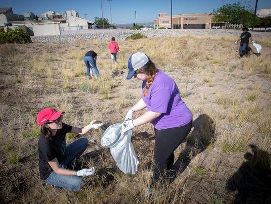 040916 Great American Cleanup 1