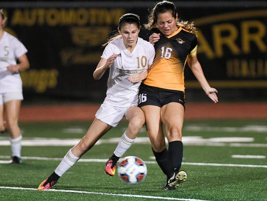 High School Soccer: American Heritage at Merritt Island