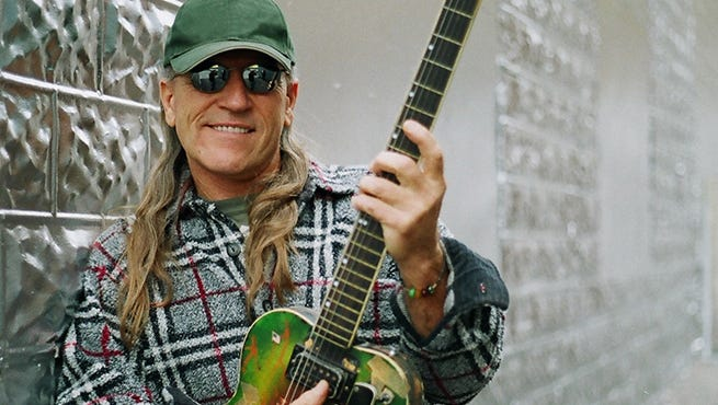Mark Farner will perform on Guam May 12 and 13.