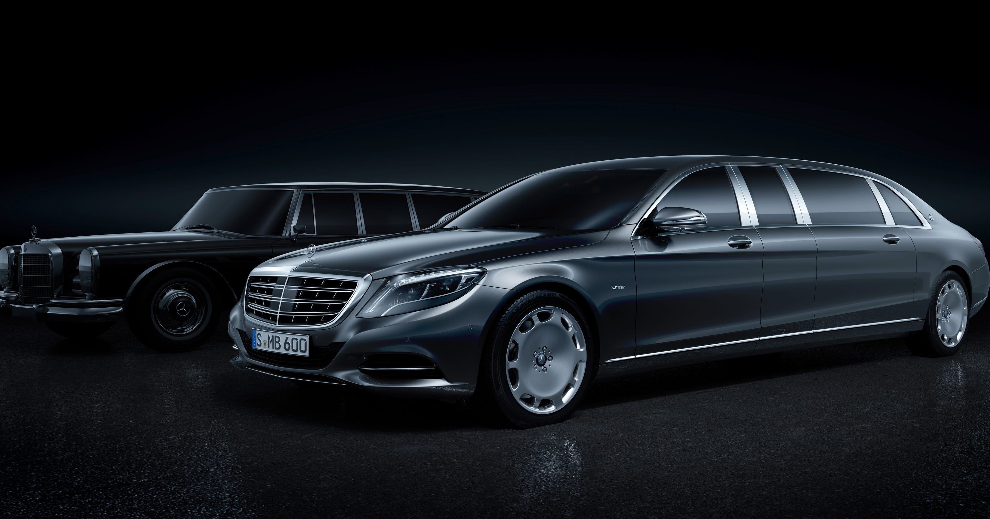 mercedes-benz creates a new $566k maybach limo