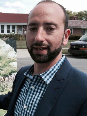 Detroit City Councilman Gabe Leland in August 2015.