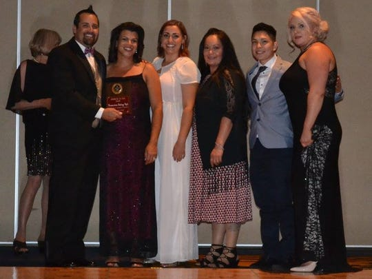 Cornerstone Bakery took home the Ruidoso Valley Chamber of Commerce Business of the year award.