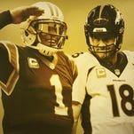 Cam and Peyton