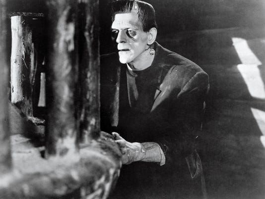 """While he was head of the Universal makeup department Jack Pierce was charged with the creation of the studio's famous horror characters, such as the original Frankenstein Monster. No wonder he was dubbed """"Jack Pierce, Maker of Monsters."""""""