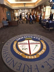 Immaculata HS / Immaculate Conception Elementary School in Somerville conducted an open house on Sunday, Oct. 25.