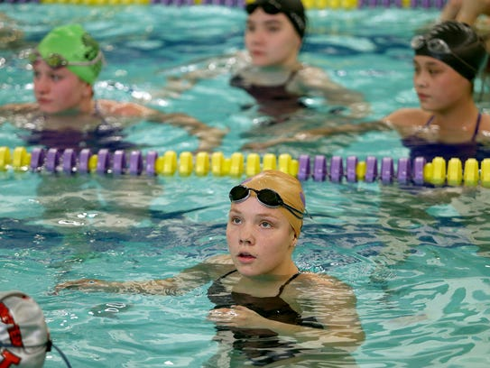 North Kitsap sophomore Eleanor Beers nearly didn't