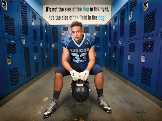 Chapin wide receiver Brannon Bullitt will lead the Huskies into the 2015-2016 season with eyes on a state playoff run.