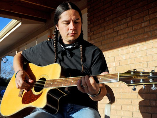CW Ayon will perform Aug. 7 in the Mesilla Summer Music Series.