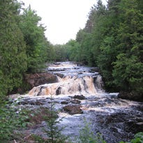 Tyler Forks River flows along the eastern border of the land where Gogebic Taconite wanted to store mining wastes. It empties downstream into the Bad River and Copper Falls State Park.
