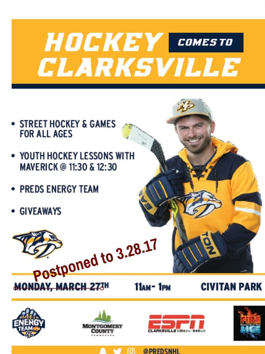 Hockey Comes to Clarksville
