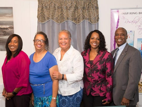 Sharon, Aaronetta, Brenda, Rosalind and Kwame will head up the Hope Tour 2.0.
