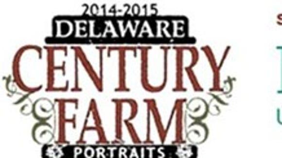 Delaware Century Farms Portraits Logo