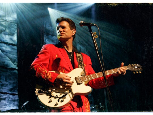 Chris Isaak interview: 'It's a wonderful life'