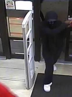 Family Dollar robbery suspect 1