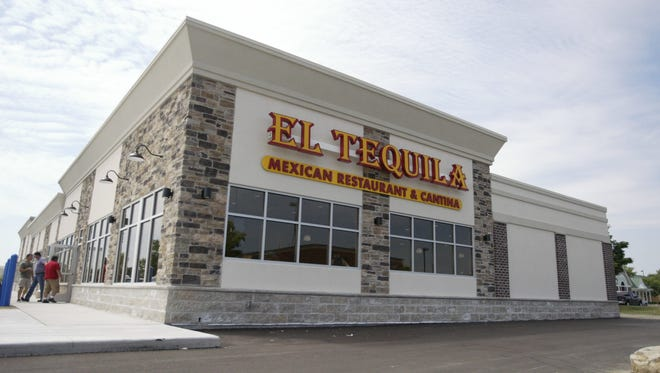 The Manitowoc El Tequila restaurant opened in late July at 4411 Calumet Ave.