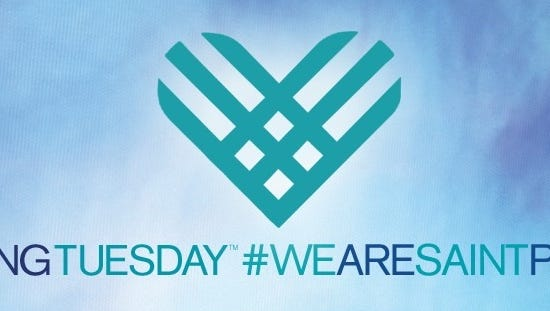 Giving Tuesday, celebrated the first Tuesday after Black Friday and Cyber Monday, is a day for giving back.