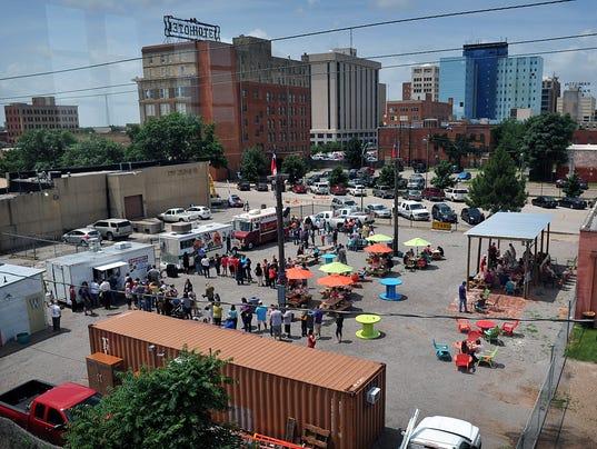 Food Trucks In Wichita Falls