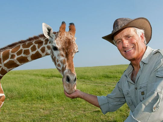 Jack Hanna and some of his animal friends will appear