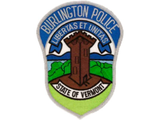 This patch was worn by Burlington police officers for more than 40 years.