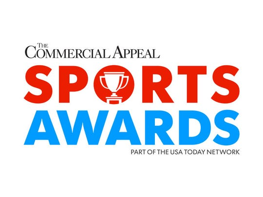 The Commercial Appeal Sports Awards logo