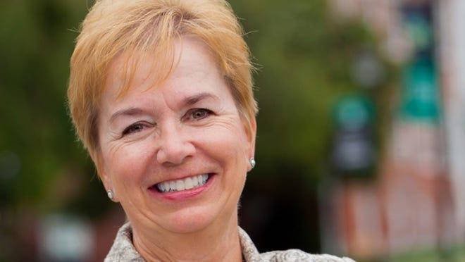 Nichols College President Susan West Engelkemeyer.