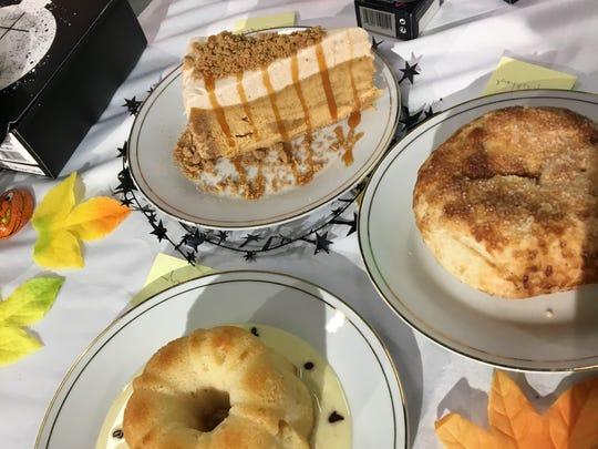 Olive Garden's fall Pumpkin Cheesecake