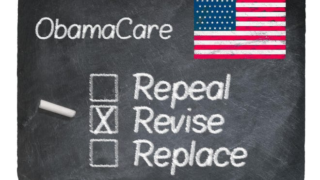 Unable to roll back Obamacare's health-care expansion legislatively, the Trump administration is now doing so administratively.