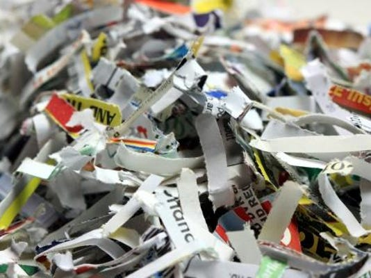 T paper shred 478545185