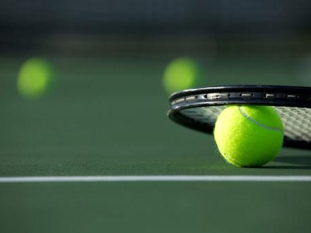 Ross eliminated, others advance at state tennis meet