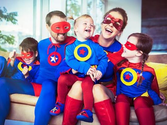 Lots of dads are superheroes. Here's how you can say thanks.