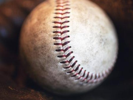 Baseball Ball, Close Up, Differential Focus